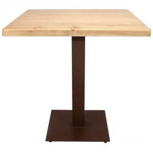 Table de style contemporain et industriel contract - Devis sur Techni-Contact.com - 10