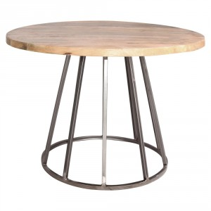 Table de style contemporain et industriel contract - Devis sur Techni-Contact.com - 4