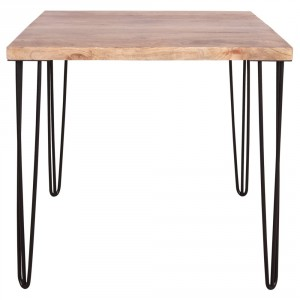 Table de style contemporain et industriel contract - Devis sur Techni-Contact.com - 8
