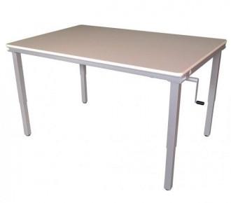 Table de travail à 4 pieds - Devis sur Techni-Contact.com - 1