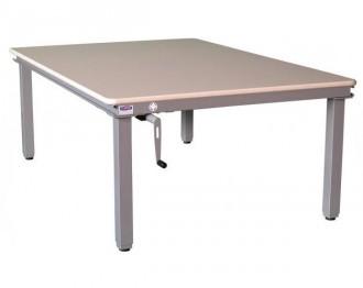 Table de travail à 4 pieds - Devis sur Techni-Contact.com - 2