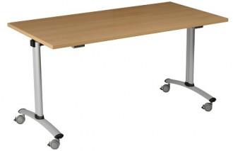 Table de travail à plateau abattant - Devis sur Techni-Contact.com - 1