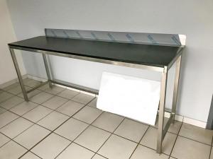 Table de travail Inox modulable - Devis sur Techni-Contact.com - 1