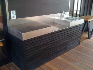 Table de travail Inox modulable - Devis sur Techni-Contact.com - 2