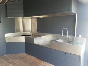 Table de travail Inox modulable - Devis sur Techni-Contact.com - 5