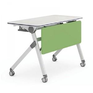 Table dynamique rabattable pour salle formation - Devis sur Techni-Contact.com - 2