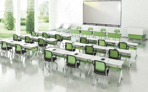 Table dynamique rabattable pour salle formation - Devis sur Techni-Contact.com - 5