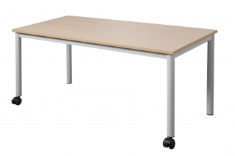 Table école maternelle avec roulettes - Devis sur Techni-Contact.com - 1