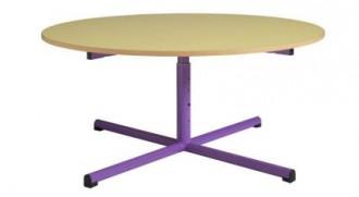 Table école maternelle ronde - Devis sur Techni-Contact.com - 1