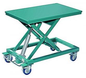 Table élévatrice à ciseaux Charge 300 Kg - Devis sur Techni-Contact.com - 1