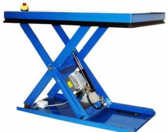 Table élévatrice capacité 2000 kg - Devis sur Techni-Contact.com - 1