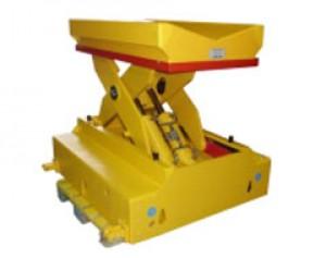 Table élévatrice capacité de chargement 10 tonnes - Devis sur Techni-Contact.com - 1
