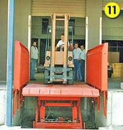 Table élévatrice de quai de chargement - Devis sur Techni-Contact.com - 1