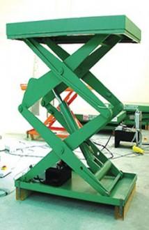 Table elevatrice double ciseaux - Devis sur Techni-Contact.com - 1