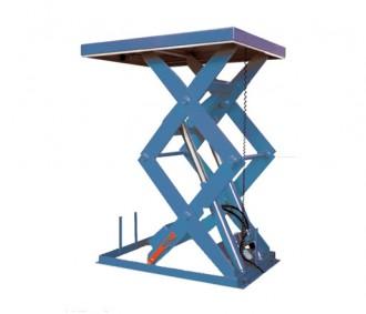 Table élévatrice doubles ciseaux - Devis sur Techni-Contact.com - 1