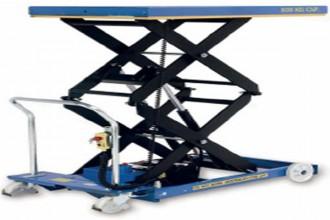 Table élévatrice électrique 1250 kg - Devis sur Techni-Contact.com - 2