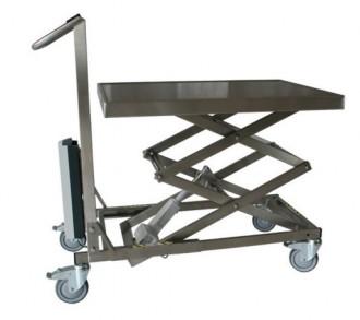 Table élévatrice électrique inox - Devis sur Techni-Contact.com - 2