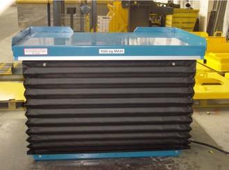 Table élévatrice électrique ou pneumatique - Devis sur Techni-Contact.com - 1