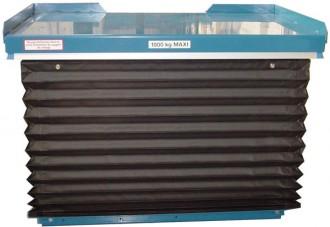 Table élévatrice électrique ou pneumatique - Devis sur Techni-Contact.com - 2