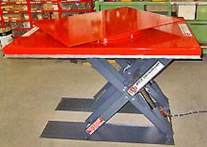 Table élévatrice extra plate 1300 Kg - Devis sur Techni-Contact.com - 3