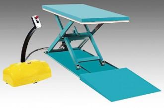 Table élévatrice extra-plate 2000 kg - Devis sur Techni-Contact.com - 1