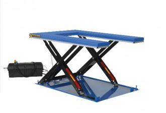 Table élévatrice extra plate 600 Kg - Devis sur Techni-Contact.com - 1