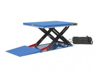 Table élévatrice extra plate 600 Kg - Devis sur Techni-Contact.com - 2