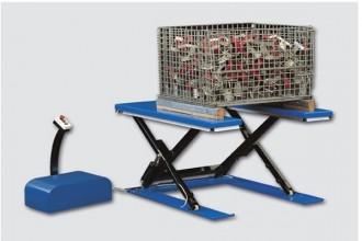 Table élévatrice extra plate 600 Kg - Devis sur Techni-Contact.com - 6