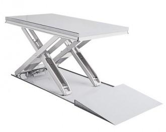 Table élévatrice extra plate en inox - Devis sur Techni-Contact.com - 1