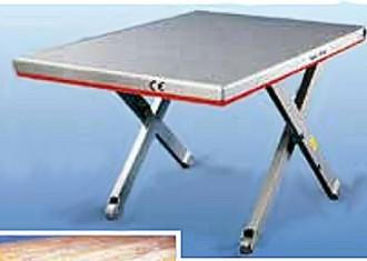 Table élévatrice extra plate inclinable - Devis sur Techni-Contact.com - 1