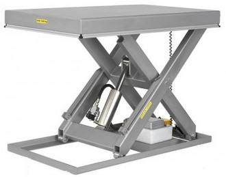 Table élévatrice hydraulique 500 à 2000 Kg - Devis sur Techni-Contact.com - 1