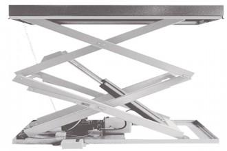 Table élévatrice hydraulique 500 à 2000 Kg - Devis sur Techni-Contact.com - 2