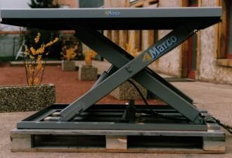 Table élévatrice hydraulique à ciseaux simple - Devis sur Techni-Contact.com - 2
