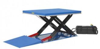 Table élévatrice hydraulique à plateau plein - Devis sur Techni-Contact.com - 1