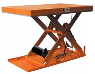 Table élévatrice hydraulique à plateau tôlé - Devis sur Techni-Contact.com - 1