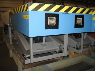 Table élévatrice hydraulique charge lourde - Devis sur Techni-Contact.com - 1