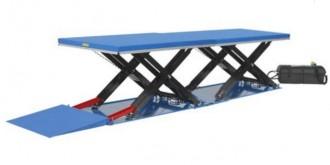 Table élévatrice hydraulique extra plate - Devis sur Techni-Contact.com - 1