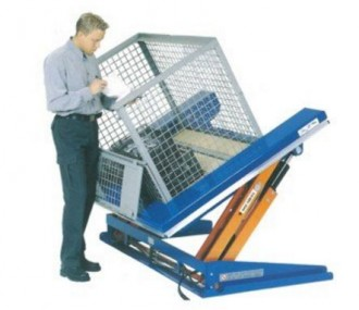 Table élévatrice inclinable 1500 ou 3000 Kg - Devis sur Techni-Contact.com - 1