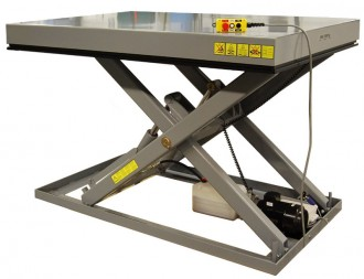 Table élévatrice inox 2000 kg - Devis sur Techni-Contact.com - 1