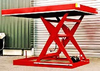 Table elevatrice inox - Devis sur Techni-Contact.com - 2