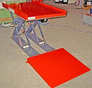 Table élévatrice inox ergonomique - Devis sur Techni-Contact.com - 2