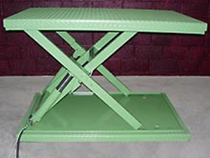 Table élévatrice inox ergonomique - Devis sur Techni-Contact.com - 3