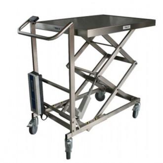Table élévatrice inox mobile - Devis sur Techni-Contact.com - 1