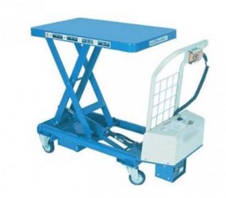 Table élévatrice mobile hydraulique 500 Kg - Devis sur Techni-Contact.com - 1