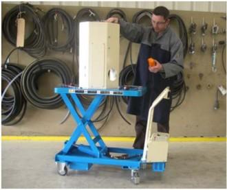 Table élévatrice mobile hydraulique 500 Kg - Devis sur Techni-Contact.com - 2