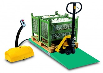 Table élévatrice plate - Devis sur Techni-Contact.com - 2