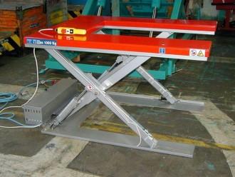 Table élévatrice plate - Devis sur Techni-Contact.com - 4
