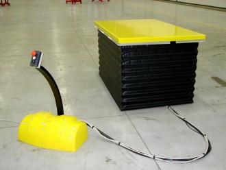 Table élévatrice plate - Devis sur Techni-Contact.com - 5