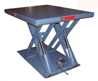 Table élévatrice plate à simple ciseaux - Devis sur Techni-Contact.com - 1