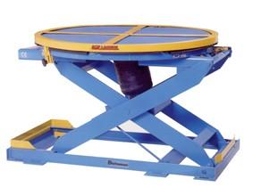 Table élévatrice pneumatique à niveau constant - Devis sur Techni-Contact.com - 1